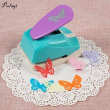 цены 2.5cm Paper Handmade Crafts and Scrapbooking Tool Paper Punch For DIY Gift Card Punches Embossing device Die Cutter Machine B