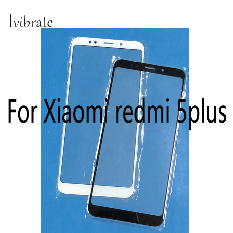 A+Quality For xiaomi redmi 5plus 5 plus TouchScreen red mi 5plus Digitizer Touch Screen Glass panel Without Flex Cable