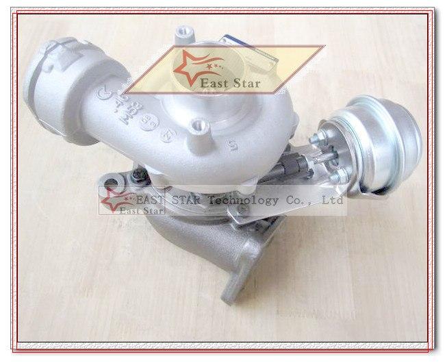 GT1749V 758219 758219-5003S 03G145702F 03G145702K Turbocharger For AUDI A4 A6 2.0TDI 2004-08 VW Passat B6 2.0L TDI 4V BLB BRE DPF 4 CYL (5)