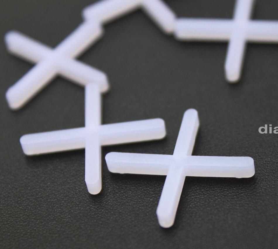 Espaceurs de carreaux de 2 mm, entretoises de carreaux de céramique, - Outils de construction - Photo 5