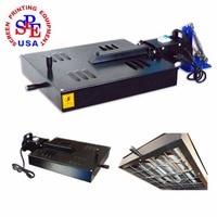 SPEHGJ Multi Color Screen Printing Machine Unversal Dryer Screen Printing Equipment