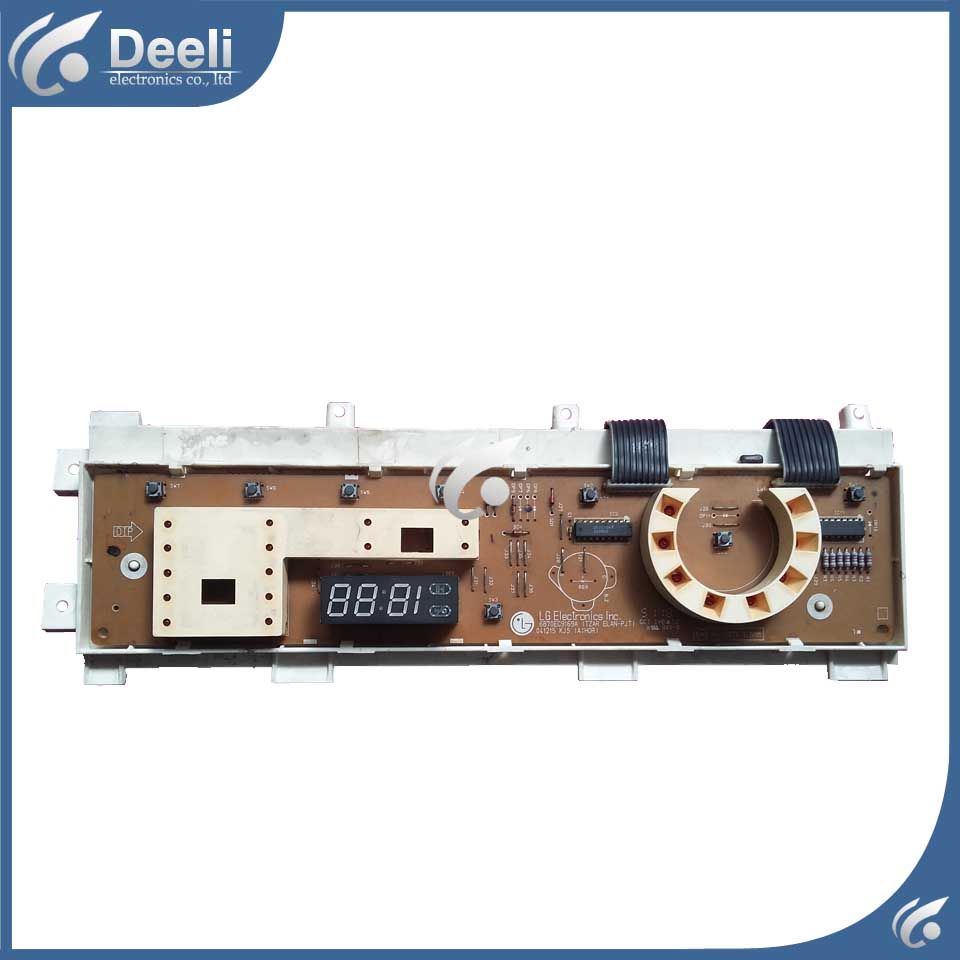 used board for LG washing machine Computer board WD-N80120 6871EN1055L 6870EC9169A good working high quality for lg washing machine computer board wd n10310d ebr61282428 ebr61282527 board