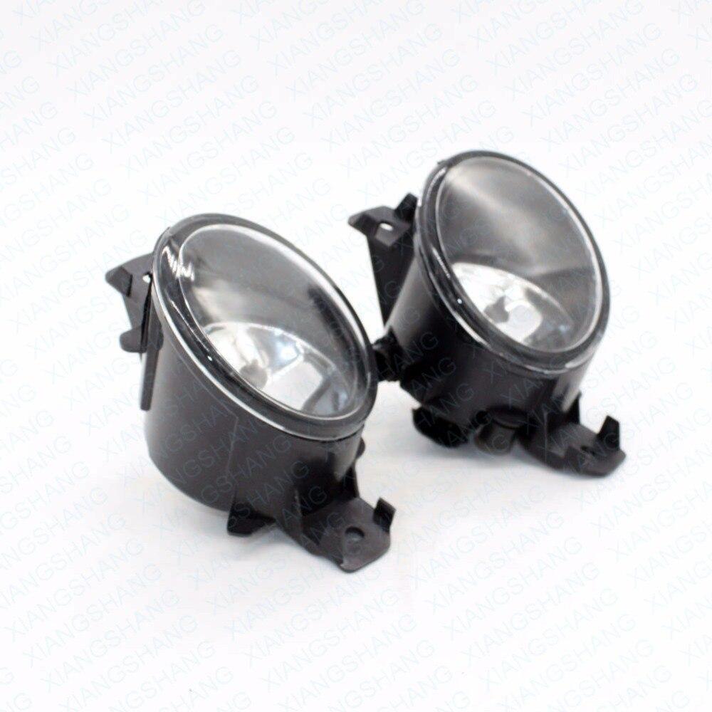 Передние противотуманные фары для Ниссан Патфайндер 2013-2014 авто бампер Лампа галоген Н11 автомобилей стайлинг Лампа