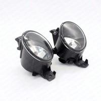 Front Fog Lights For NISSAN Pathfinder 2013 2014 Auto bumper Lamp H11 Halogen Car Styling Light Bulb
