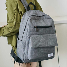 Breathable fashion casual backpack computer travel bag junior high school student high school student bag men and women backpack the student travel book wrapping retro computer bag backpack men s casual backpack crazy horse