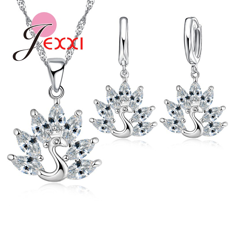 Beautiful Necklace And Ear Ring Set Fashion Jewellery New. Jewelry & Watches