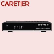 1PC Zgemma Star H7S 2xDVB S2X DVB T2/C HEVC H.265 4K satellite receiver DVB S2