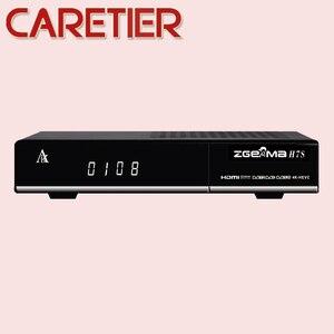 1PC Zgemma Star H7S 2xDVB-S2X DVB-T2/C HEVC H.265 4K satellite receiver DVB S2