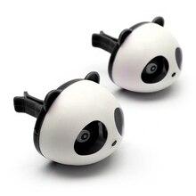 Parfume будет кондиционирования прыгать панда освежитель духи глаза стайлинга отверстие компл.