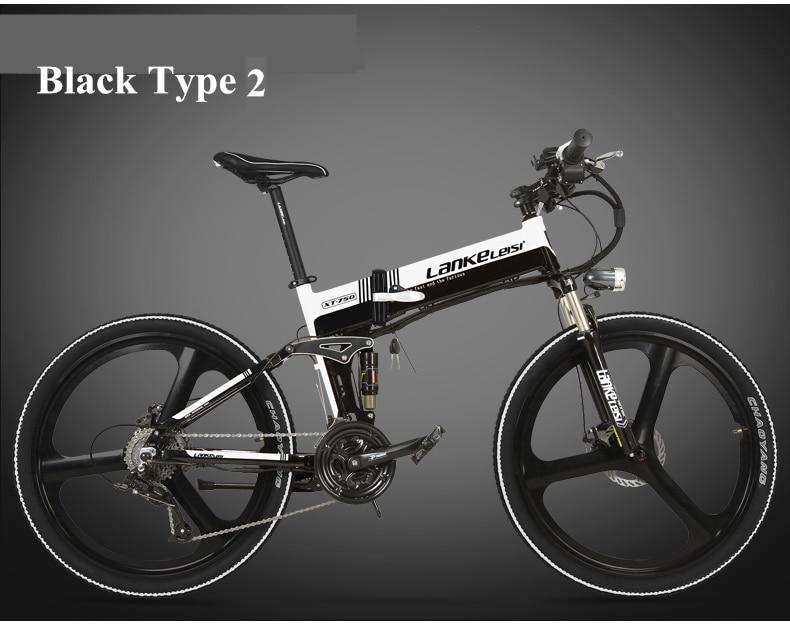 "HTB1zm.yXLBNTKJjy0Fdq6APpVXaM - XT750D 27 Velocity 500W Tremendous Energy Excessive High quality 26"" Foldable Electrical Bicycle, 36V/48V Hidden Lithium Battery Mountain Bike MTB"