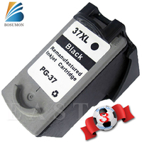 PG 37 Ink cartridge For Canon Compatible with printers iP1800/iP1900 iP2500/iP2600 MP140 /MP190 MP210/MP220 MP470 MX300/MX310