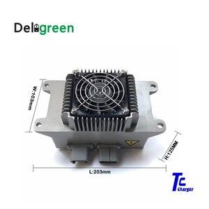Image 3 - Chất Lượng Hàng Đầu 1.8KW 48V 60V 72V TC ELCON Sạc Cho Pin Axit Chì Và Pin Lithium Gói dành Cho Xe Tay Ga, EV Trên Xe Hơi, Ô Tô Xe Tải