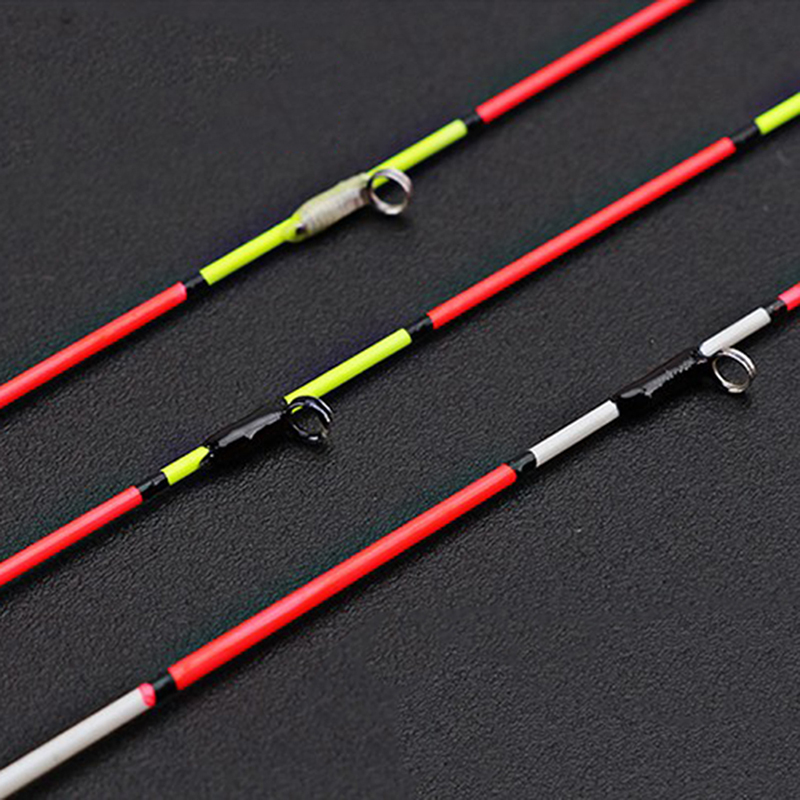 New 55cm Half/full Titanium Alloy Raft Stick Tip Pole Crane Repair Refit Replacement Fishing Tackle