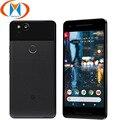 Смартфон Google Pixel 2  5 0 дюйма  4 Гб ОЗУ 64 Гб 128 Гб ПЗУ  4G LTE  Snapdragon 835  NFC восемь ядер  сканер отпечатка пальца  мобильный телефон  версия ЕС