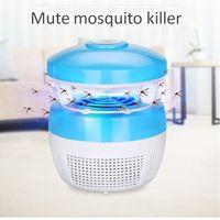 Светодиодный Inha светодиодный противомоскитная лампа USB интерфейс наклейка от комаров лампа ловушка для насекомых москитная лампа 3 цвета