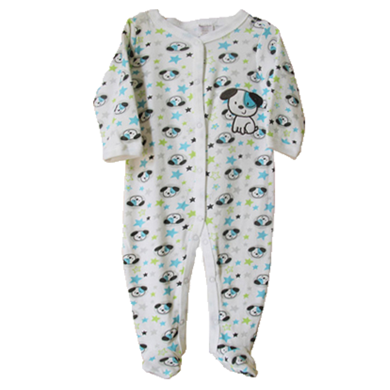 ブランド新生児ベビー服かわいい漫画赤ちゃん衣装女の子男の子ジャンプスーツ服春秋綿ロンパースボディベビー服