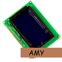 12864 LCD screen 5V with Chinese font LCD display screen G297