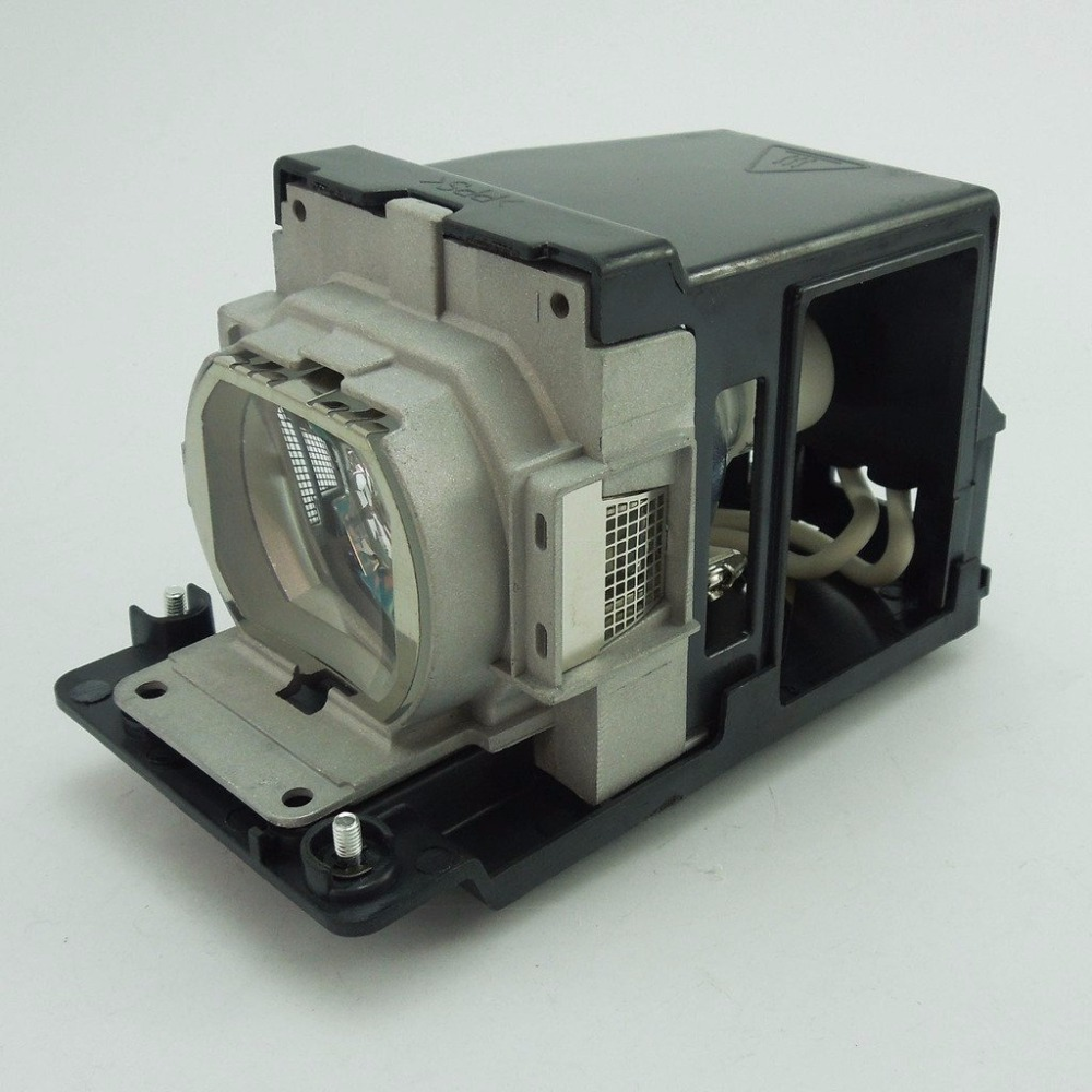 TLPLW12  Replacement Projector Lamp with Housing  for  TOSHIBA TLP-X3000 / TLP-XC3000 / TLP-XC3000A / TLP-X3000U / TLP-X3000AU pureglare original projector lamp for toshiba tlp t70m with housing