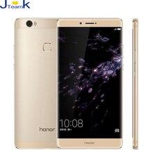 """Original Huawei Honor NOTE 8 Dula 4G Mobile Phone 6.6"""" 2560*1440 Screen Octa core 2.5GHz 4GB Ram Metal Body 4500 mAh battery"""