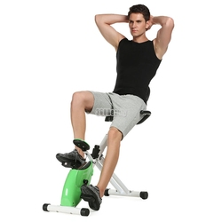 Ancheer lcd display folding recumbent bike health fitness indoor pedal exercise bike.jpg 250x250