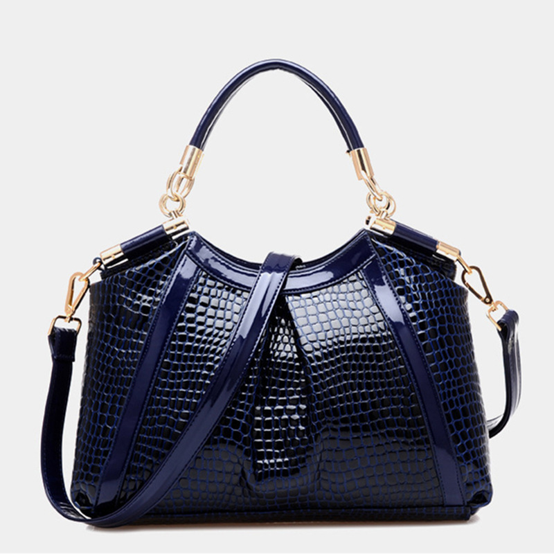 New Fashion PU Leather Women Bag Ladies Luxury Snake Shoulder Bags Designer  Handbags High Quality 2019 Spring Ladies Tote Bag - aliexpress.com -  imall.com fb4aae5cf7b9a