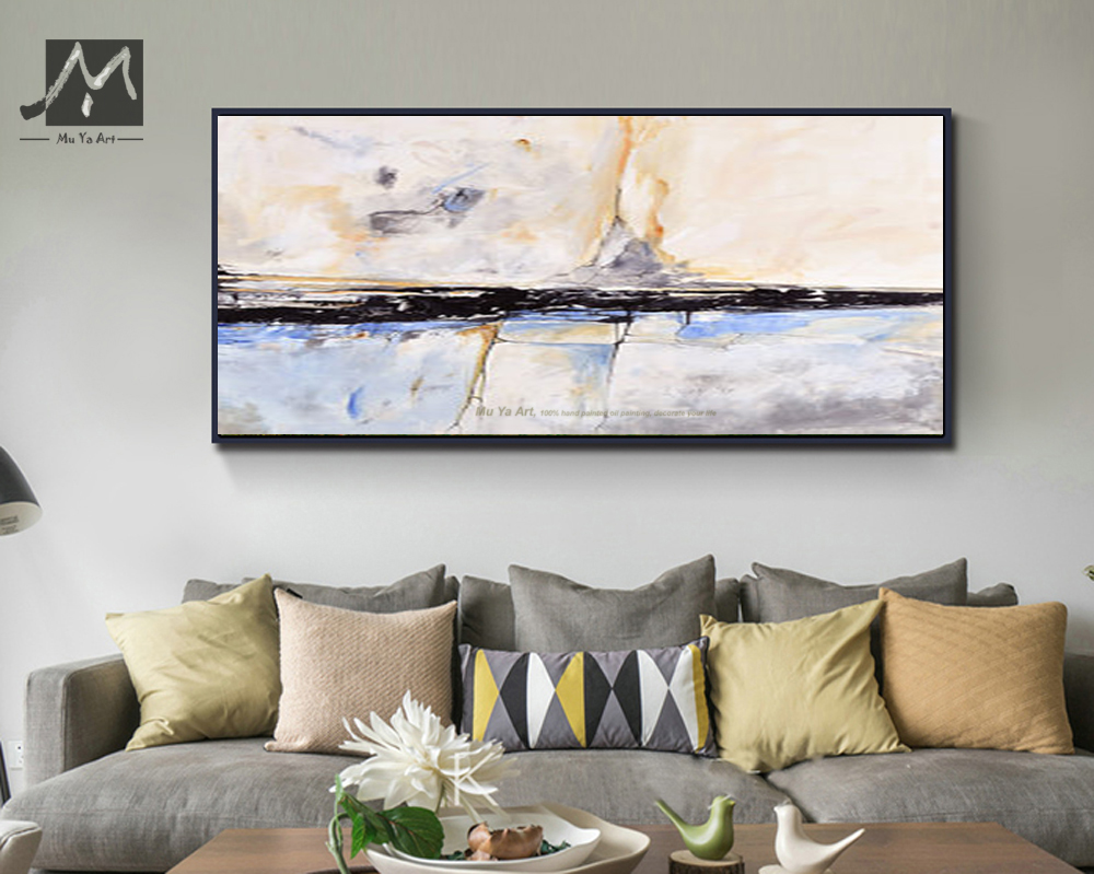MUYA Abstract Painting acrylic Painting Abstract Art Wall Paintings ...