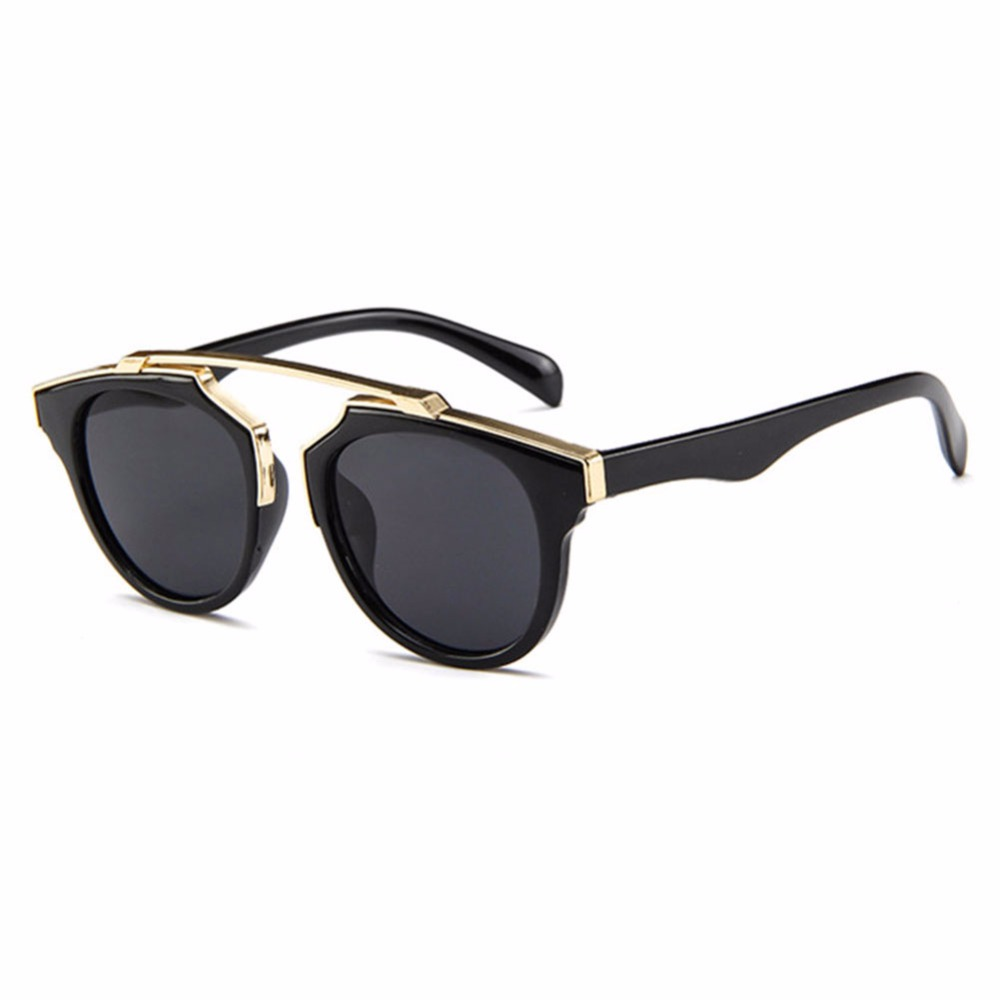 Shop For Cheap Design Metal Frame Kids Sunglasses Girls Boys Gasses Eyewear Children Sun Glasses Eyeglasses Uv400 #270910 Boy's Sunglasses Boy's Glasses