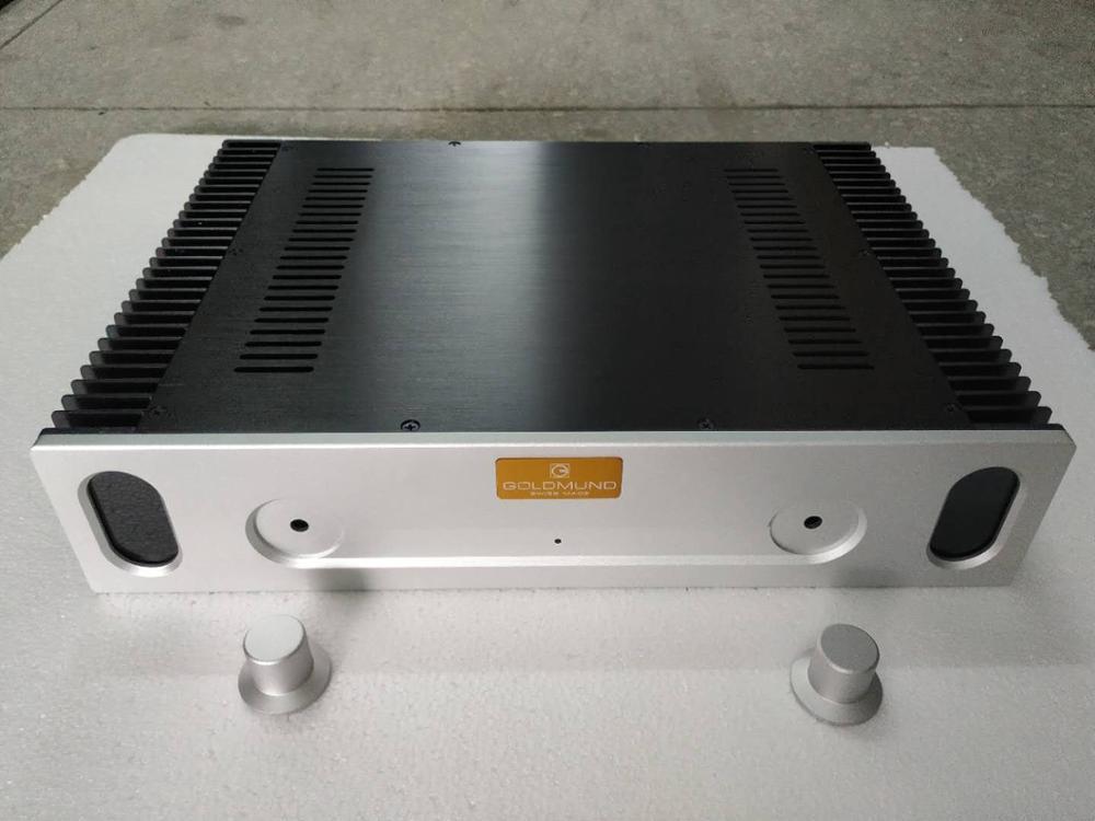 BRZHIFI BZ4309 series double radiator aluminum power amplifier caseBRZHIFI BZ4309 series double radiator aluminum power amplifier case