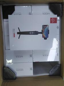 Image 2 - MOZA MINI S 3 stabilizator osi składany kieszonkowy ręczny Gimbal MINI S dla iPhone X xiaomi huawei GoPros postawy polityczne w MINI MI VIMBLE 2