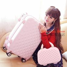 LUGGAGE SET#14inch 26INCH 28INCH 142022242628# Bos luggage trolley wheels Malaclemys picture box luggage box password luggage