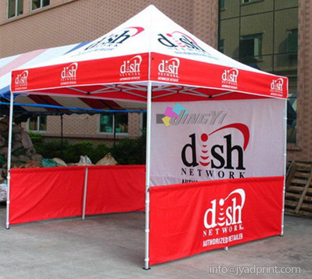 Tent Custom Printing Gazebo 3x3 Metre Pop Up Tent