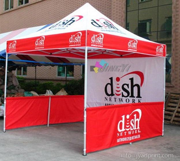 tent custom printing gazebo 3x3 metre pop up tent custom printed 10x10ft trade show tent marquee free shipping - Custom Pop Up Tents