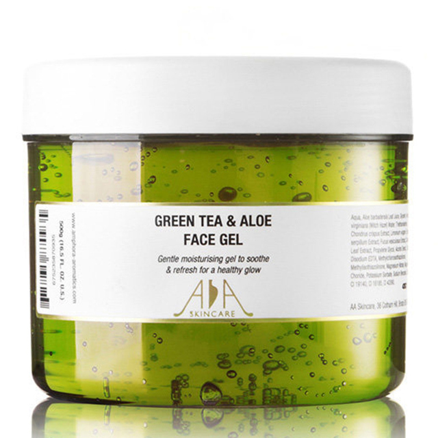 Apologise, can green tea and aloe facial cream