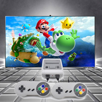 Retro Mini Video Game Console Support HDMI TV Out Built In 621 Classic Games For SNES