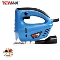 Tenwa 220V Jig Saw Electric Saw Woodworking Power Tools 450W/710 Multifunction chainsaw hand saws cutting machine wood saw