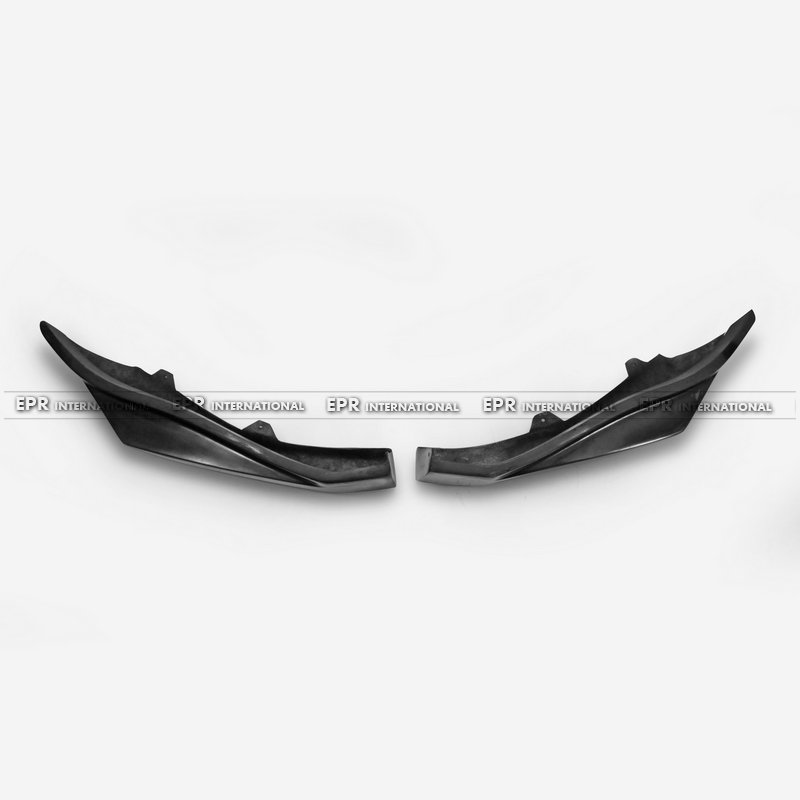 FRP Fiber Glass Rear bumper spat Body Kit Cay-styling Accessories Fit For Nissan Z34 370Z frp fiber glass rear roof spoiler body kit accessories for mazda rx8 all model