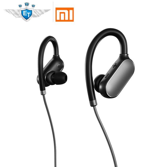69e0805608f Original Xiaomi Mi Sports Bluetooth Headset Bluetooth 4.1 Music Earbuds Mic  IPX4 Waterproof Wireless Earphones for Xiaomi Redmi