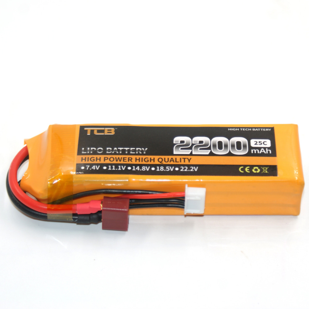 TCB RC 3S Lipo Battery 11.1v 2200mAh 25C for RC Helicopter Car Boat Quadcopter remote control toys Li-Polymer batteria ирина каюкова живой уголок