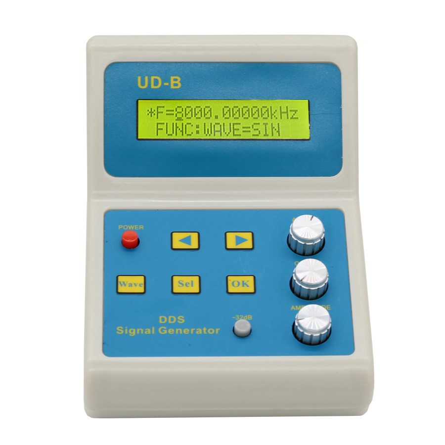 UDB1102S 2MHz with frequency sweep function DDS Function Signal Generator Source With 60MHz Frequency Counter DDS цены