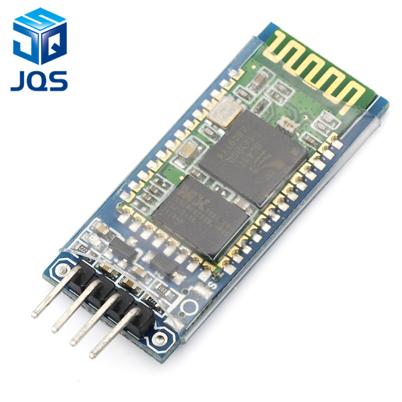 <font><b>HC06</b></font> HC-06 Wireless Serial 4 Pin RF Transceiver RS232 TTL Bluetooth Module Plug-in for <font><b>arduino</b></font> image