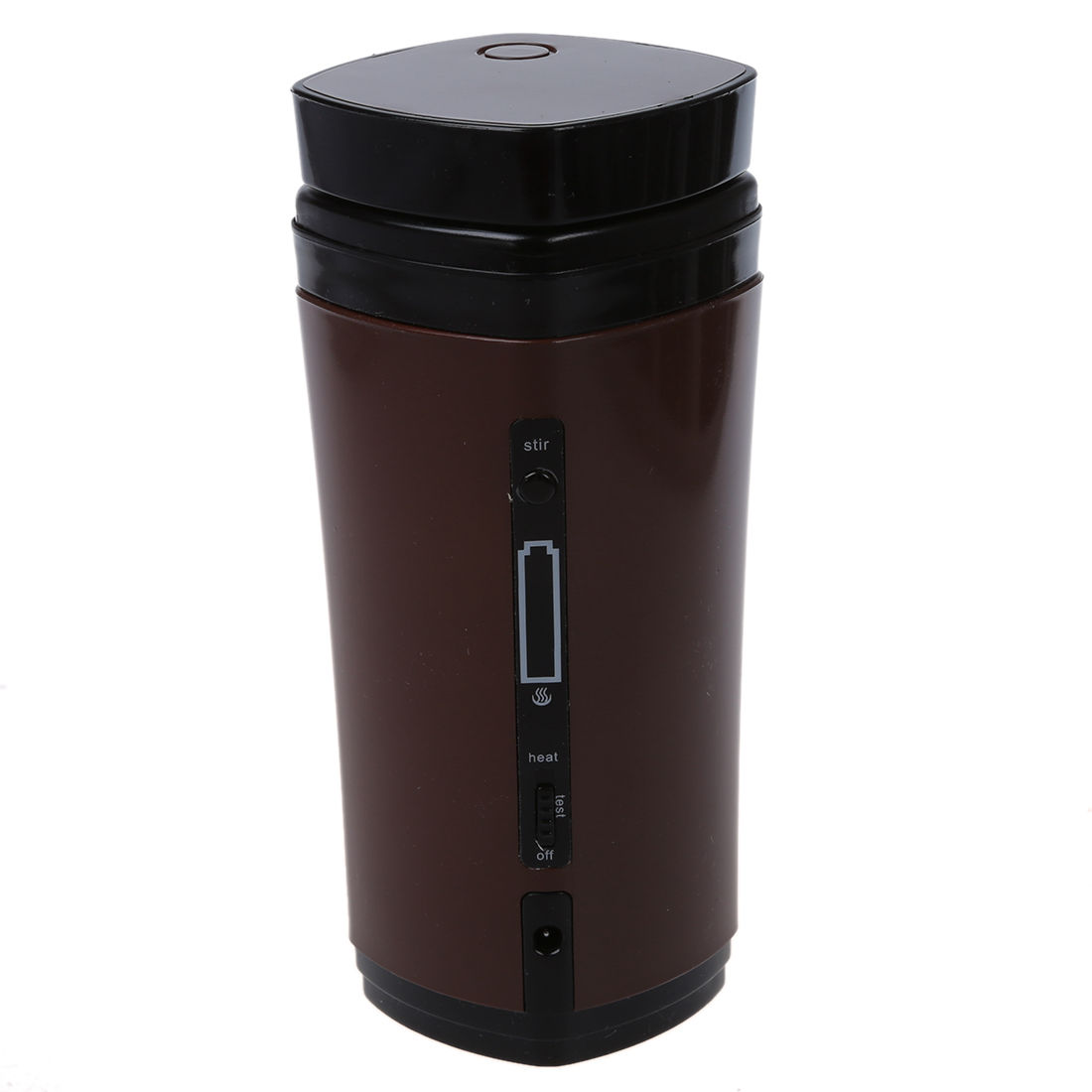 Top Sale Rechargeable USB Powered Coffee Tea Cup Mug Warmer Automatic Stirring Vegetable juice mixer milk tea drink mug цена и фото