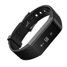 สวมใส่อุปกรณ์สมาร์ทสายรัดข้อมือนาฬิกาบลูทูธวงH Eart Rate Monitorกันน้ำฟิตเนสติดตามสร้อยข้อมือสำหรับIOS A Ndroid