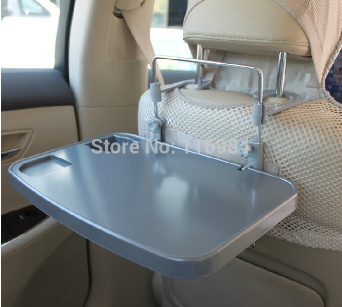 Auto Laptop Tray Table Stand Steering Wheel Mount Car Truck Suv Travel Desk In Universal Bracket From Automobiles Motorcycles On