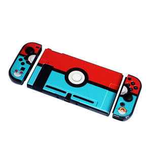 Image 2 - Detachable Hard Case For Nintendo Nintend Switch NS NX Cases Hard Clear Back Cover Shell Coque Ultra Thin Case