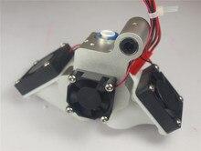 Ultimaker Original V6 hot end mount full kit metal mount holder