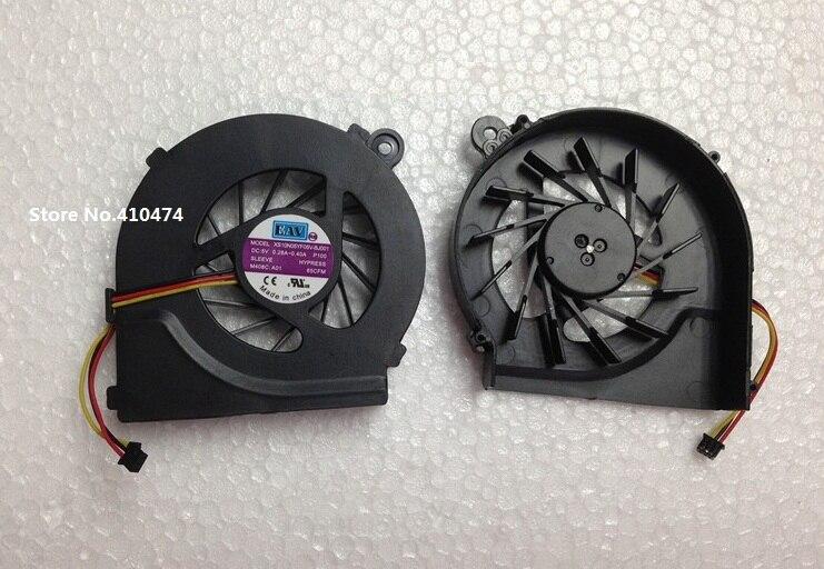 SSEA nouveau ventilateur pour HP G4 G6 G7 CQ42 G42 CQ56 G56 G62 Q62 Ventilateur de refroidissement 646578-001 KSB06105HA FAR1200EPA DFS531105MC0T F9R5 FAB9