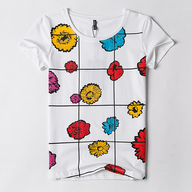 2017 New pattem Short-sleeved T-shirt Hot cake The latest and most popular the popularity of the single product Free shipping