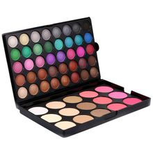 1pcs Professional Eyeshadow Palette Makeup Maquiagem Beauty Palette Original Colors Make Up Eye Shadow xgrj