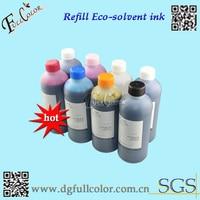 1 L * 8 Colors Indoor Eco Solvent ink for Epson R800 R1800 Desktop Printer Ink