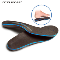 Best Material Premium EVA Orthotic Insole Arch Support Insole For Flat Feet Orthotic Memory Form Insole